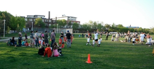 2013 registration for kids' soccer, t-ball and t-rex ball starts March 6