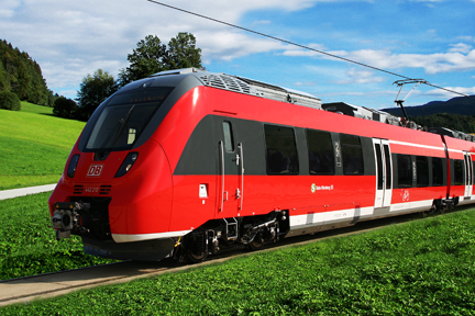 A Canadian company called Bombardier makes electric commuter trains for markets around the world. Maybe Toronto could have electric trains, too.