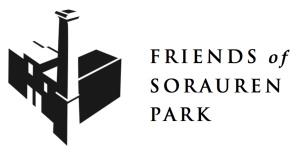 Logo for Friends of Sorauren Park - horizontal