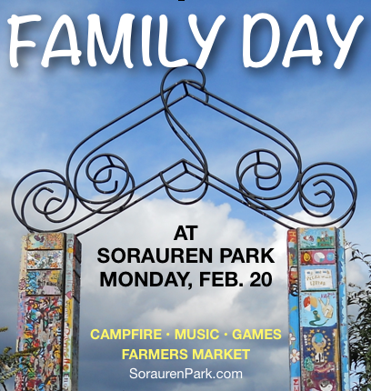 Family Day poster February 20, 2017